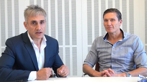 Interview with one of Australia's #1 Agents: Mat Steinwede – Part 1