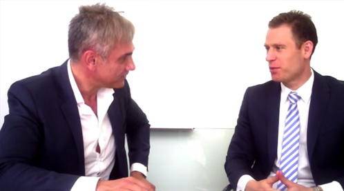 Tom Panos interviews Phil Harris – one of the most well-known real estate professionals