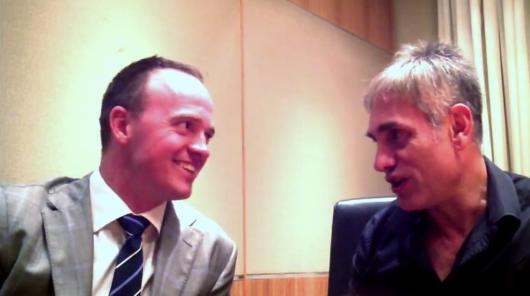 Tom Panos interviews Haesley Cush