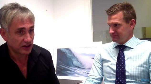 Tom Panos interviews Dane Atherton