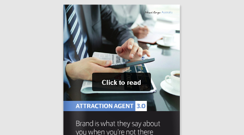 Attraction Agent 3.0 eBook – FREE