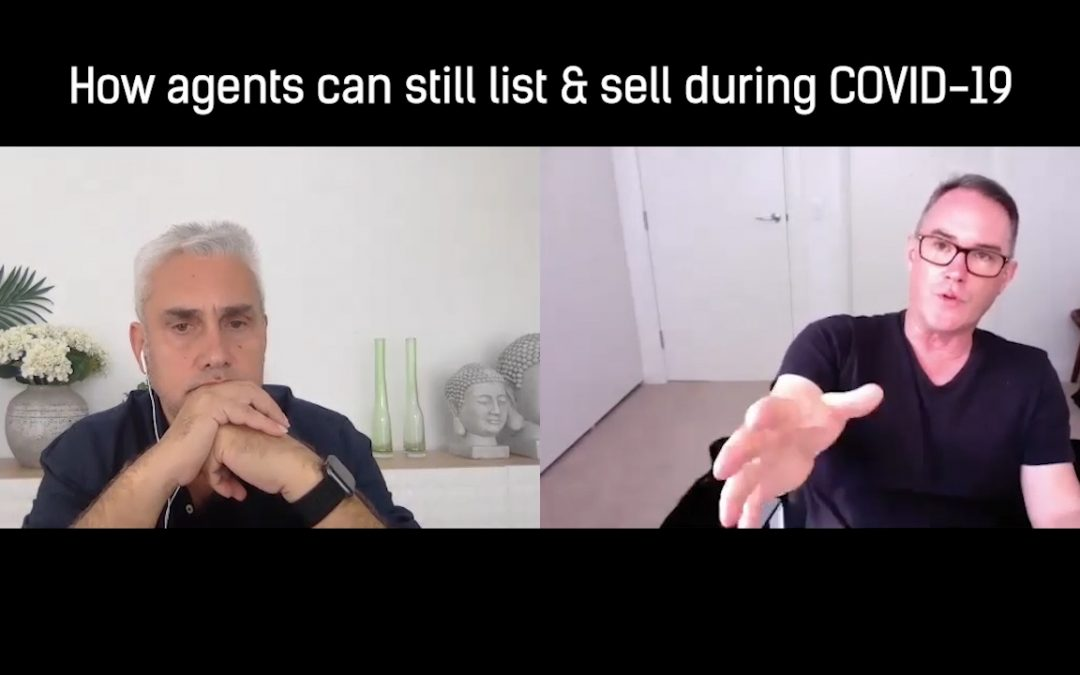 John McGrath reveals: Plan to list and sell during COVID-19 Lockdown