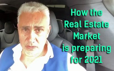 How the Real Estate Market is preparing for 2021
