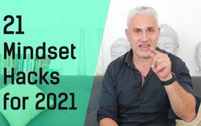 21 Mindset Hacks for 2021 🤯