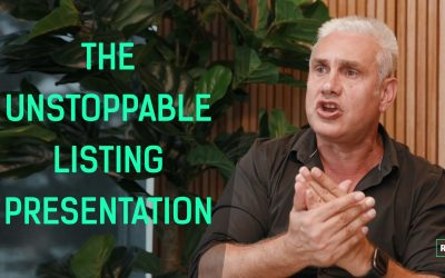 The Unstoppable Listing Presentation