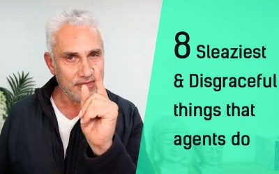 8 of the Sleaziest & Disgraceful things real estate agents do 🤮