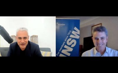 The new rent moratorium   REINSW CEO – Tim McKibbin