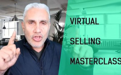 Virtual Selling Masterclass 🤳 How to not look weird on camera