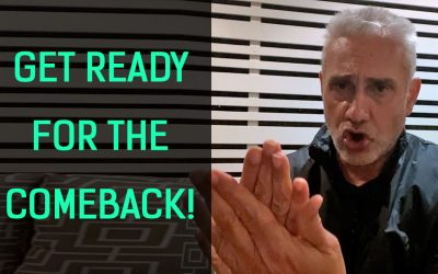 Get ready for the comeback!