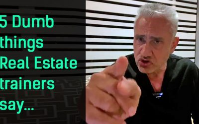 5 things Dumb Trainers say to Smart Agents