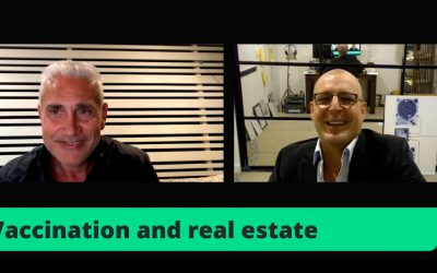 Should COVID vaccinations be mandated for Real Estate Agents? 🤔 with Dr Giuseppe Carabetta